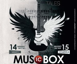 Uno show musicale d'Improvvisazione Teatrale