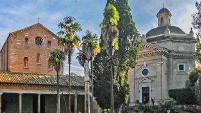 Visite guidate - I Monaci Trappisti e l'Abbazia delle Tre Fontane