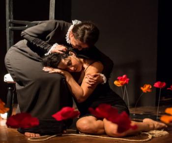 Spettacoli - Antigone, La difficilissima storia della vita di Ciccio Speranza & S'Accabadora