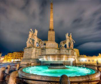 Visite guidate: Roma, città d'acqua e pietra