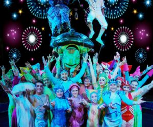 Capodanno: Capodanno al Magnifico Circo Acquatico