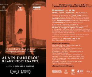 il film documentario di Alain Danielou