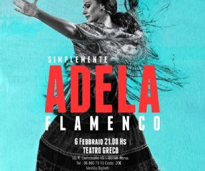 Spettacolo di danza flamenca, che vede come protagonista una delle artiste più rappresentative attualmente presenti nel panorama mondiale