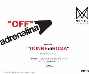 Gallerie: DONNEdiROMA