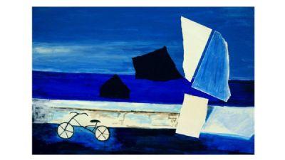 Gallerie - Azzurro di Adriana Pignataro
