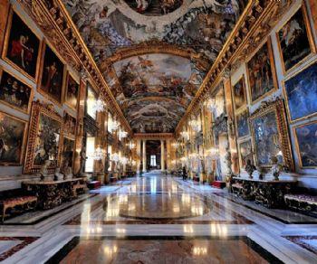 Visite guidate - Palazzo Colonna: Galleria e Giardino sul Quirinale. Apertura Straordinaria