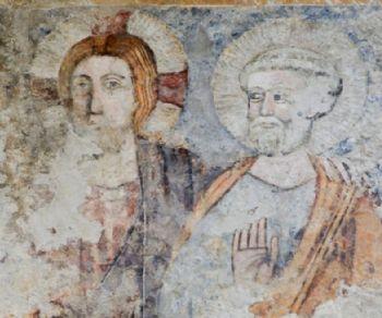 Passeggiata nei luoghi legati alla vicenda romana dei Santi Patroni di Roma