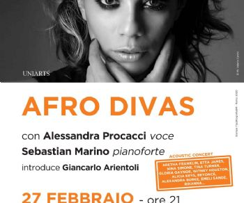 Concerti - Afro Divas