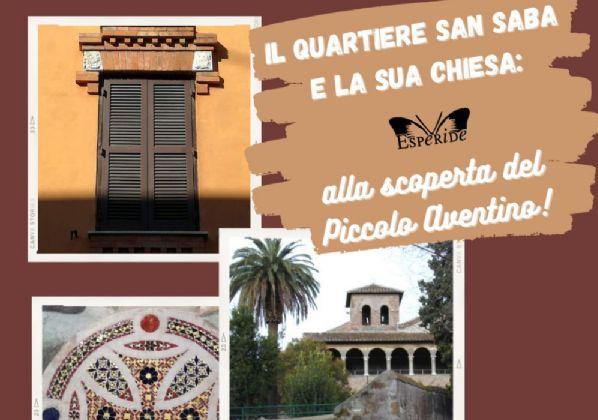 Visite guidate - Il quartiere San Saba e la sua chiesa