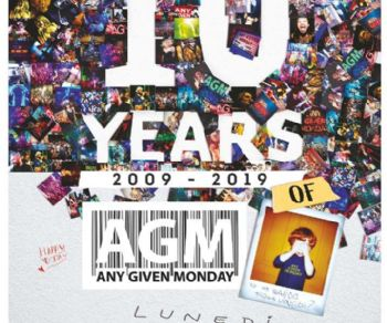 Locali - Any Given Monday compie 10 anni