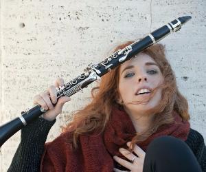 Concerti - Agnese Valle, la cantautrice col clarinetto