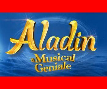 Spettacoli - Aladin il musical geniale