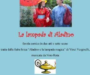 Spettacoli: La Lampada di Aladino