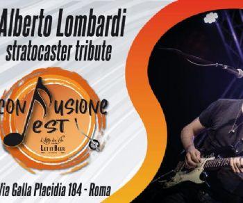 Locali: Alberto Lombardi Stratocaster Tribute