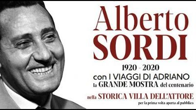 Visite guidate - Alberto Sordi 1920 – 2020. La grande mostra