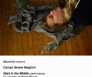 Gallerie: Start in the Middle (performance)