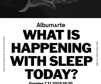 Gallerie - What is happening with sleep today?