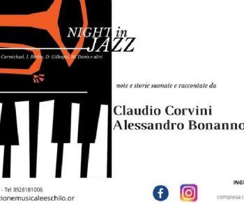 Concerti: Night in jazz