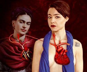 Omaggio a Frida Kahlo icona della femminilità