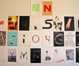 Il progetto consiste di 26 lettere, ognuna di esse interpretata da un artista diverso