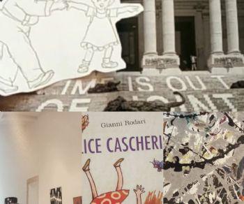 Bambini - Omaggio a Gianni Rodari. Alla Galleria Nazionale con Alice Cascherina!