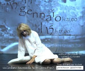 Spettacoli: Alice. Una donna sconvolta