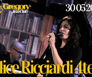Concerti: Alice Ricciardi 4tet