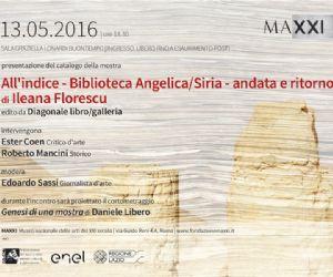 Presentazione editoriale del volume di Ileana Florescu
