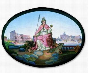 Micromosaici romani del XVIII e XIX secolo dalla collezione Ars Antiqua Savelli