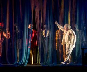 Opera di Giovanni Testori datata 1977