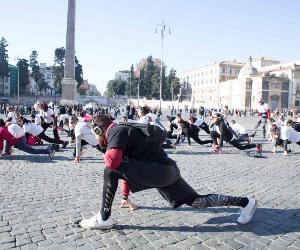 """Attività - Si parte dal Circo Massimo per una giornata di  sport e solidarietà con """"URBAN MISSION TRAINING"""""""