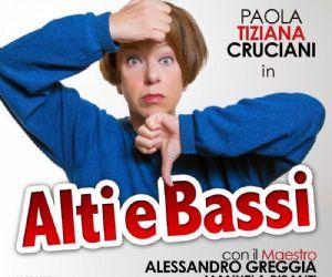 Una grande commedia che ha come protagonista la straordinaria Paola Tiziana Cruciani