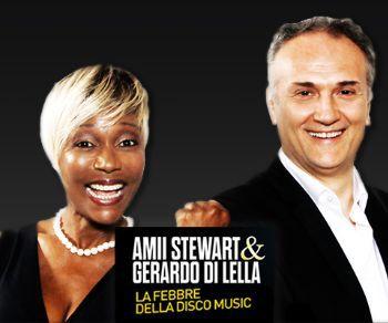 Amii Stewart & Gerardo di Lella Pop O'Rchestra