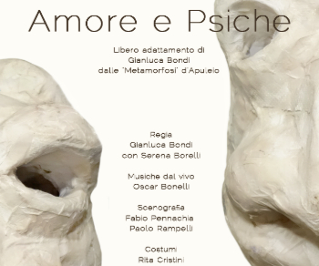 Libero adattamento di Gianluca Bondi dalle Metamorfosi di Apuleio