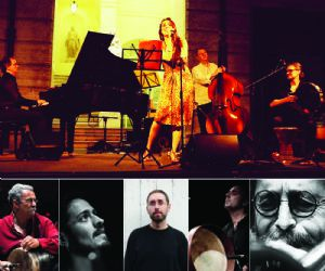 Concerti - Anahita + Bosphorus in Blue live