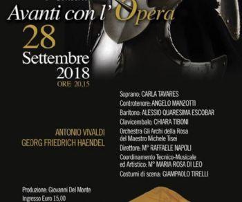 Concerti - Avanti con l'Opera