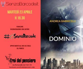 Libri - Dominio di Andrea Barricelli