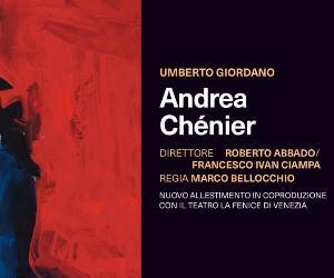Spettacoli: Andrea Chénier