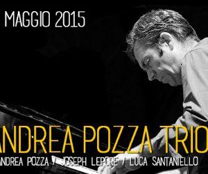 Concerti: Andrea Pozza Trio