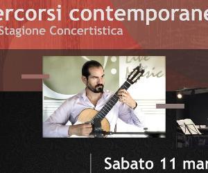 Concerti: Angelo Colone, chitarra solista