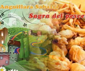 Sagre e degustazioni: Sagra del pesce, 57^ edizione