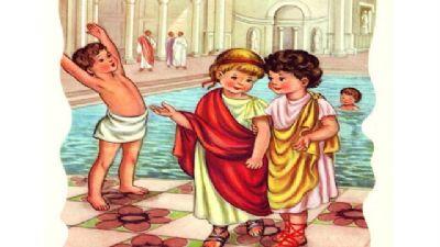 Bambini e famiglie - Una serata da antico romano
