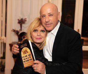 Anton Emilio Krogh presenta il suo libro con Rita Pavone