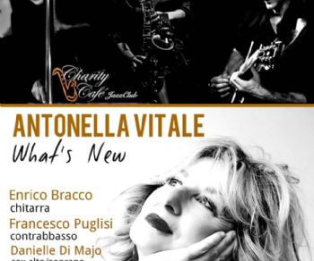 "Gallerie - Antonella Vitale ""What's New"""