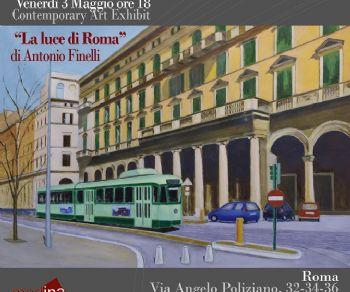 Gallerie - La luce di Roma di Antonio Finelli