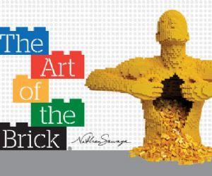 In mostra oltre 85 sculture artistiche create con più di un milione di mattoncini Lego