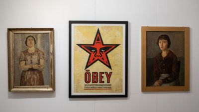 Appuntamenti virtuali - Shepard Fairey. 3 Decades of dissent