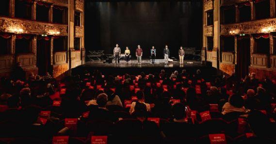 Appuntamenti virtuali - Il Teatro di Roma sospende le attività di spettacolo dal vivo