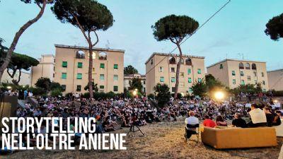 Appuntamenti virtuali: Storytelling nell'Oltre Aniene