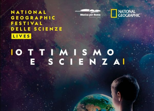 Appuntamenti virtuali: National Geographic Festival delle Scienze - Digital